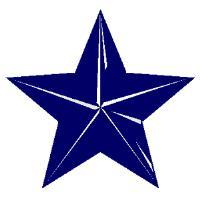 ستاره آبی